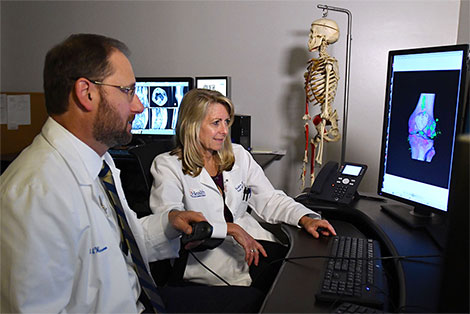 University of Florida musculoskeletal imaging fellows